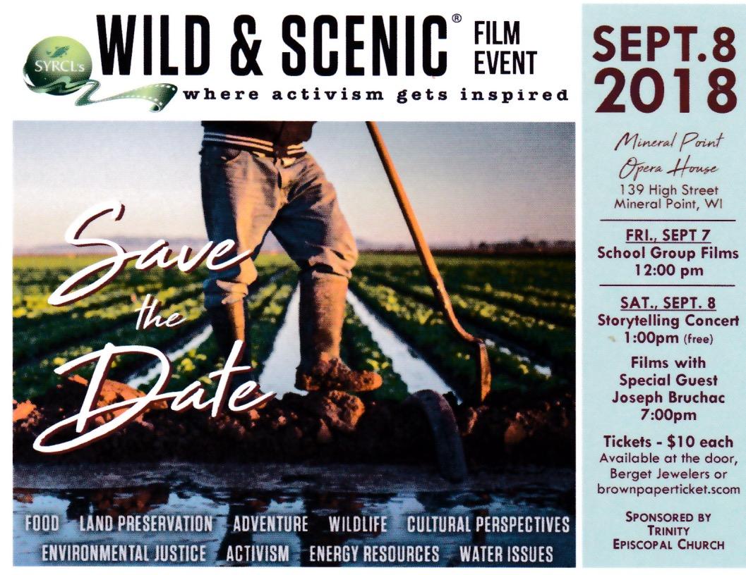 Wild & Scenic® Film Event