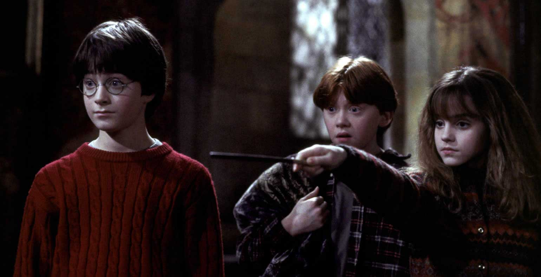 Harry Potter & The Sorceror's Stone