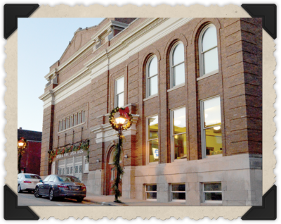 Mineral Point Opera House 2020