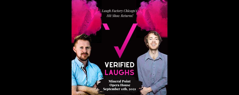 Laugh Factory Presents Verified Laughs
